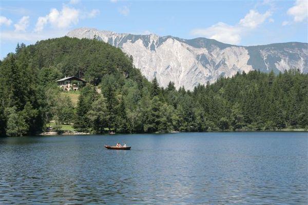 Oetztal - Piburger See