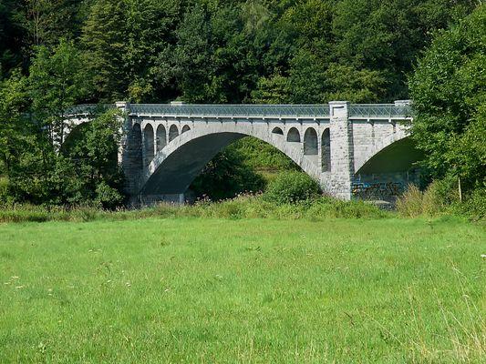 Oeventrop - Kaiser-Wilhelm-Brücke