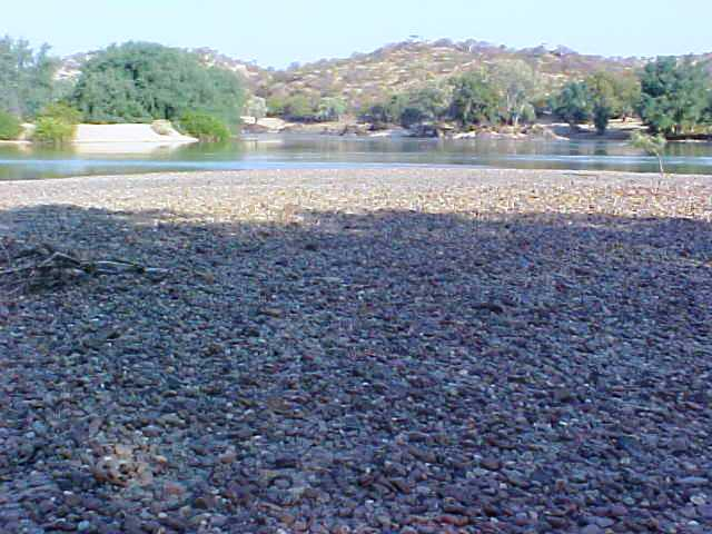 Off-Road Angola/Namibia border Cunene river 5