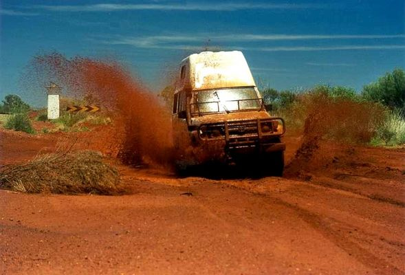 Off Road im Outback