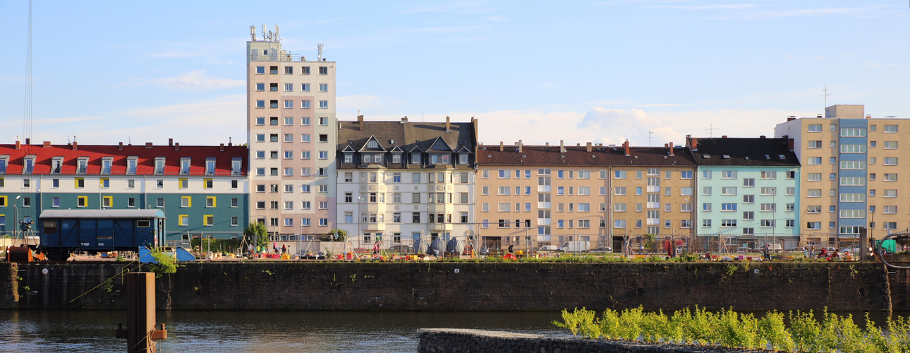 Offenbacher Wasserfront