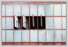 offene Fenster
