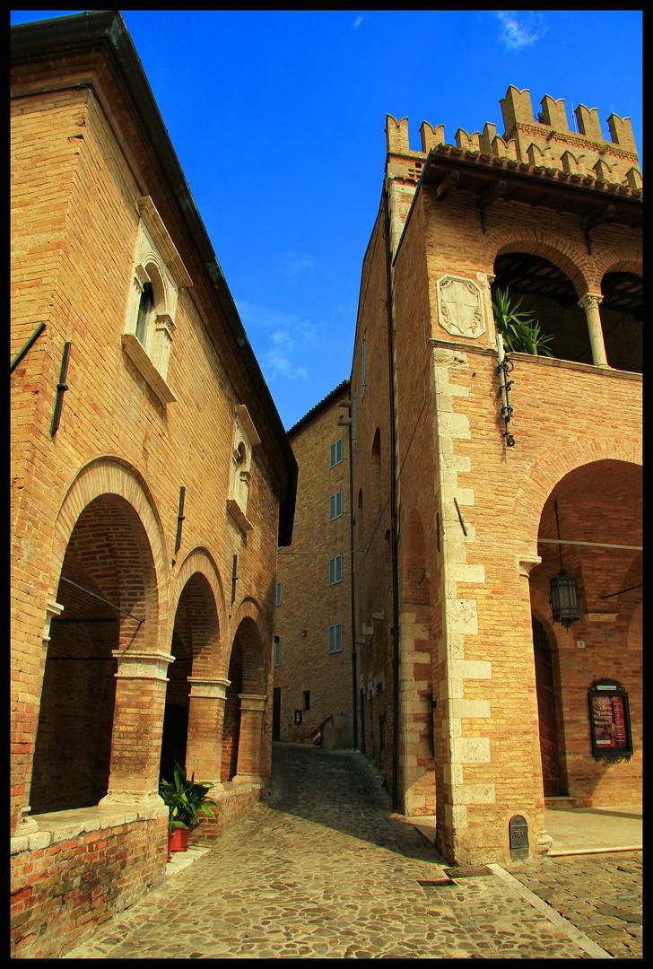 Offida, Italien