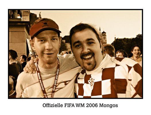 Offizielle FIFA WM 2006 Mongos