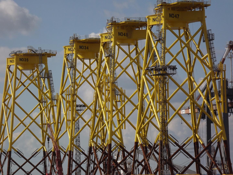 Offshore Windanlagen