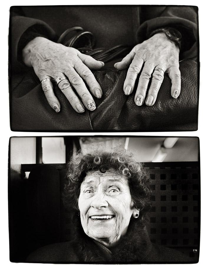 """""""...oft halten mich die alten Menschen für verrückt..."""""""