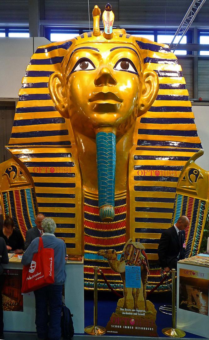 Oft Reisen gewisse Userinnen an den Nil