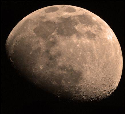 Oggi ti regalo la Luna