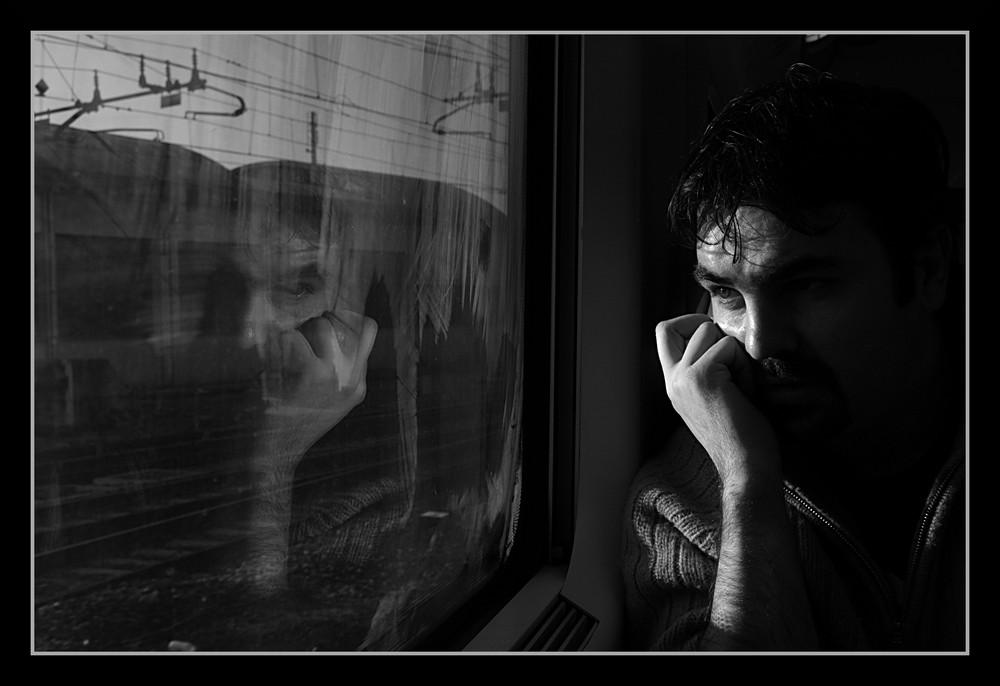 """""""Ogni giorno... verso casa..."""" di Diego Barbieri"""
