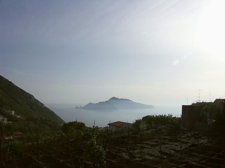 Oh Capri....