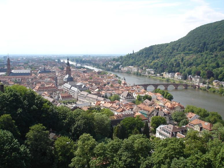 Oh Du schönes Heidelberg