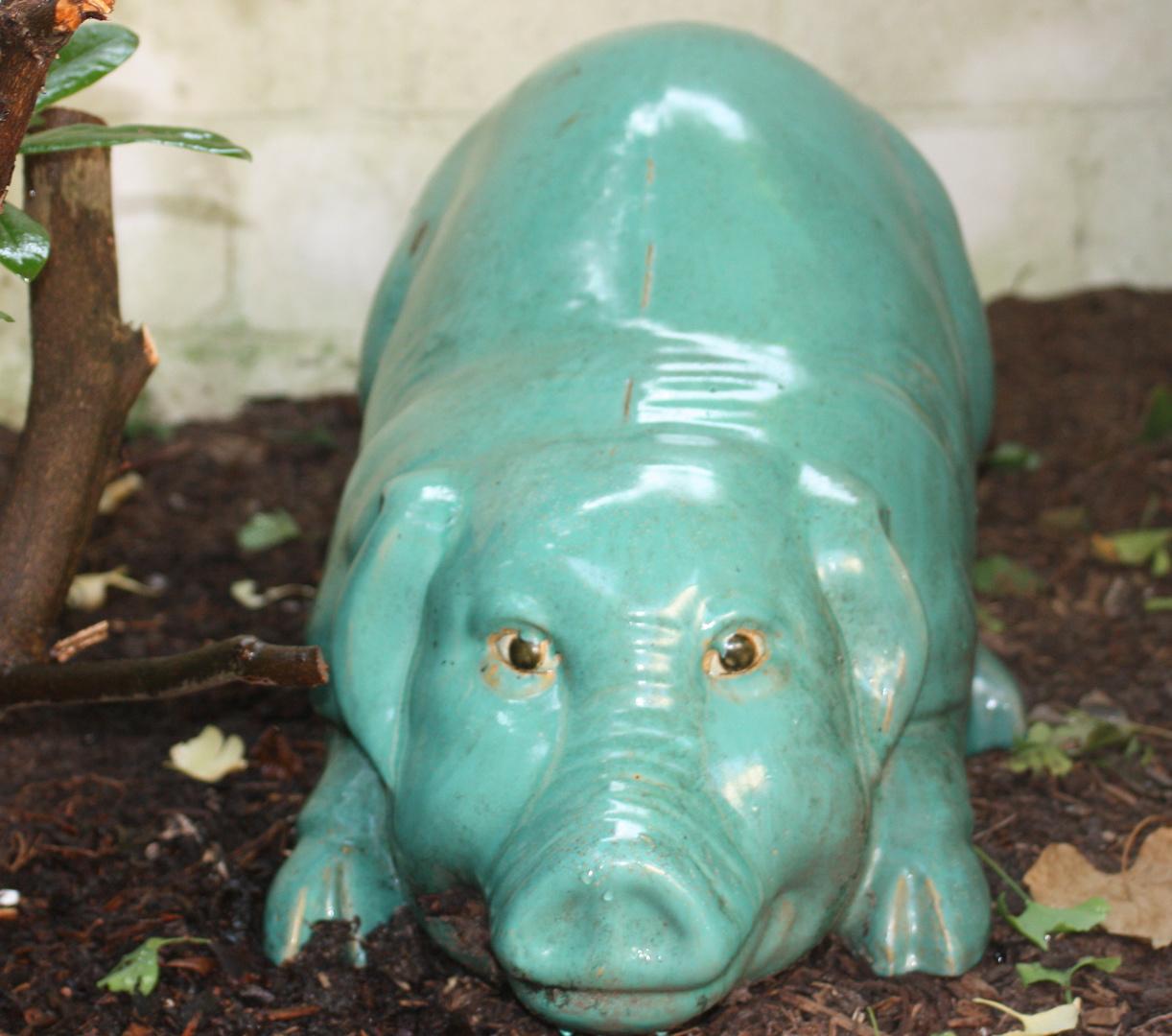 oh ein Schwein