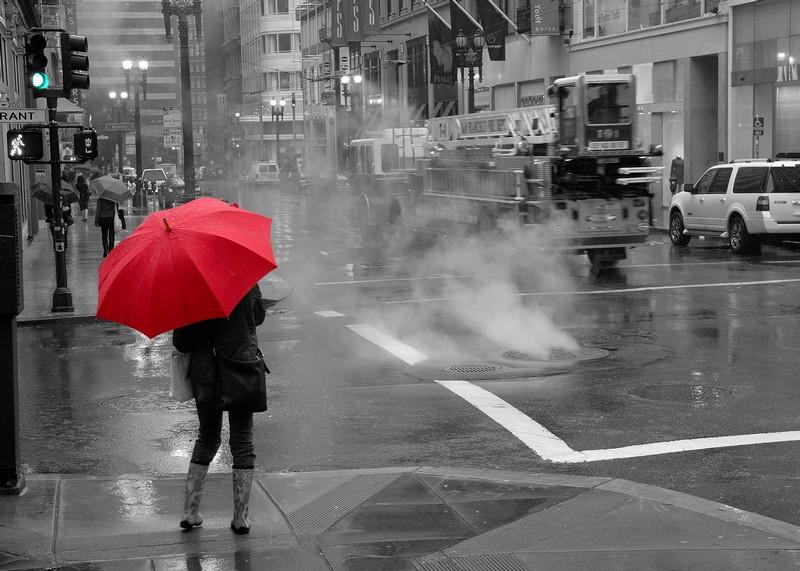 Oh.. it's raining again....