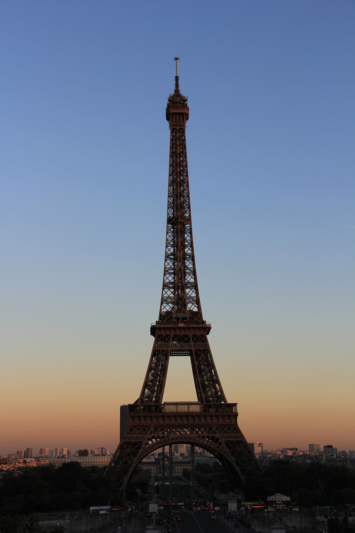 oh la la, Paris!