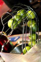 Oh les beaux citrons verts !!!