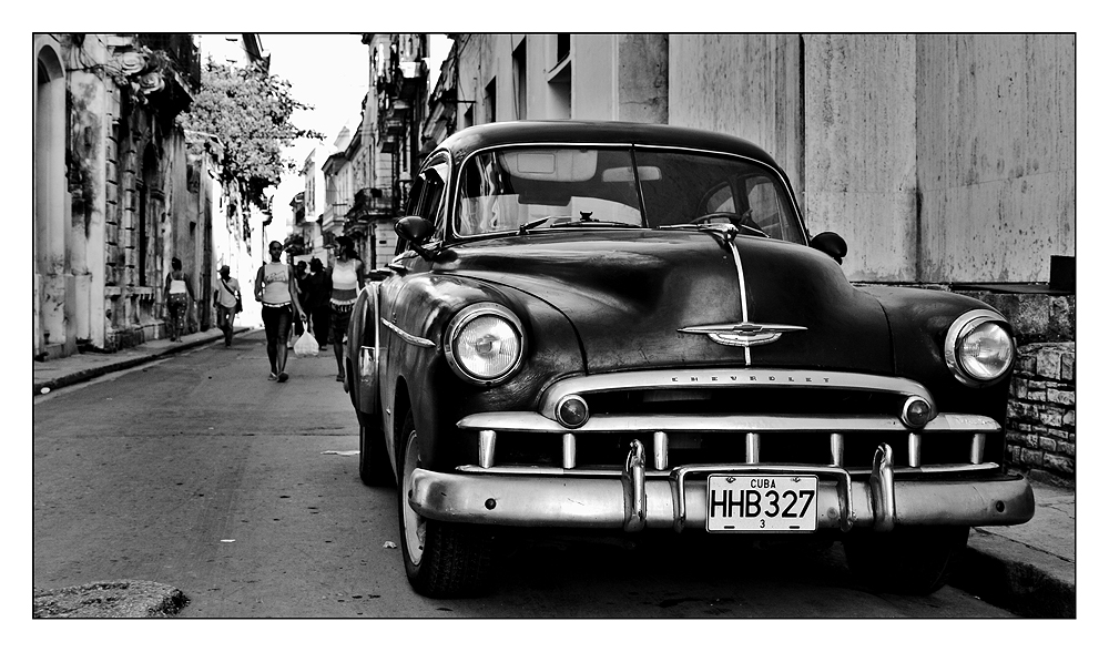 """""""Oh Lord, won´t you buy me an old Chevrolet..."""""""