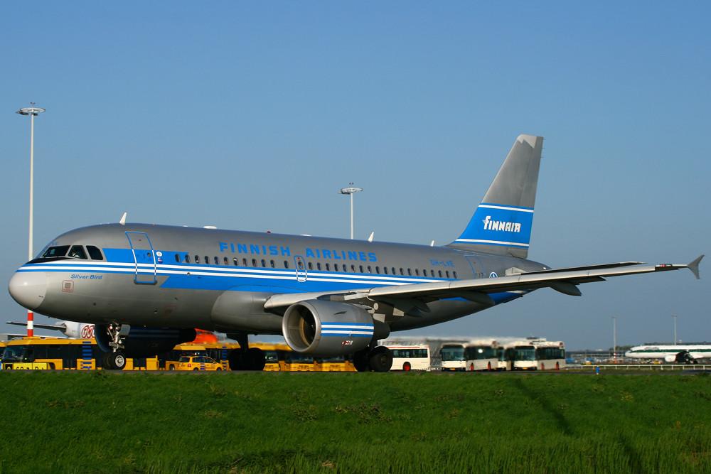OH-LVE - Finnair / Retro
