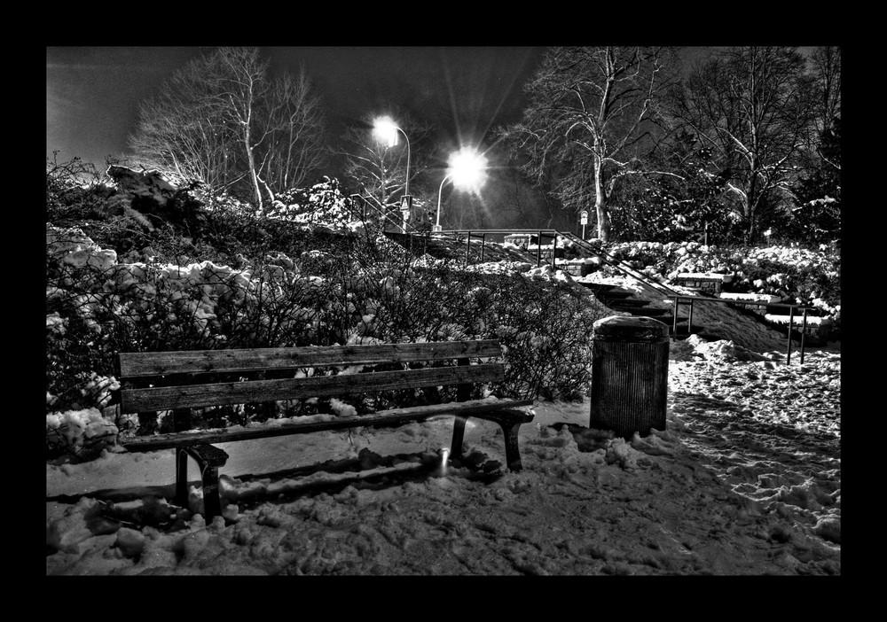 ...oh no, it´s snow...