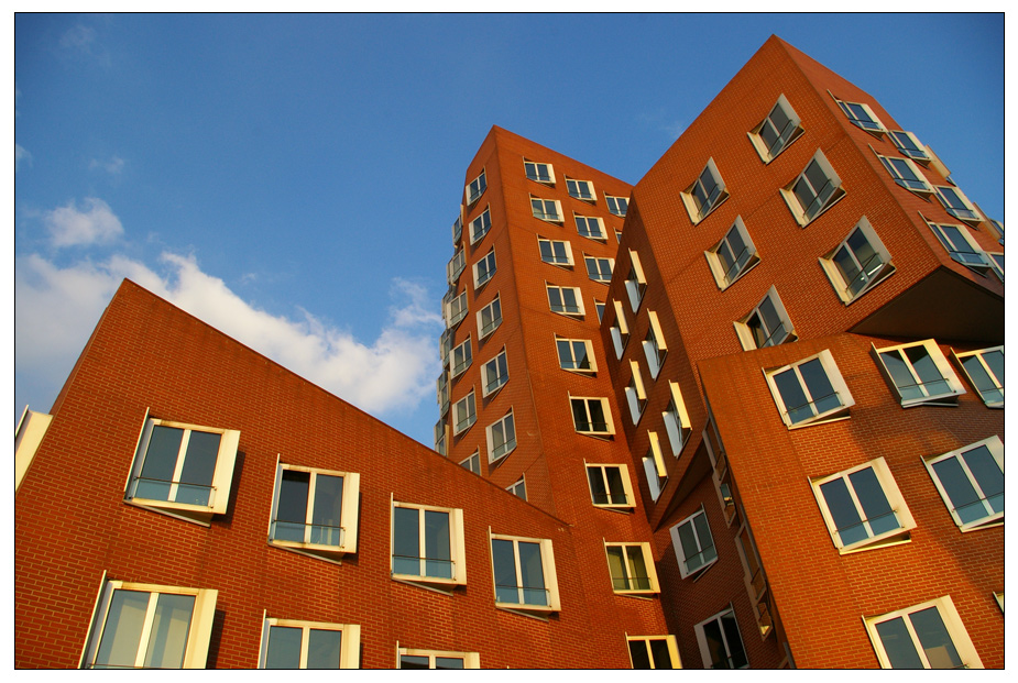 Oh oh, Gehry !