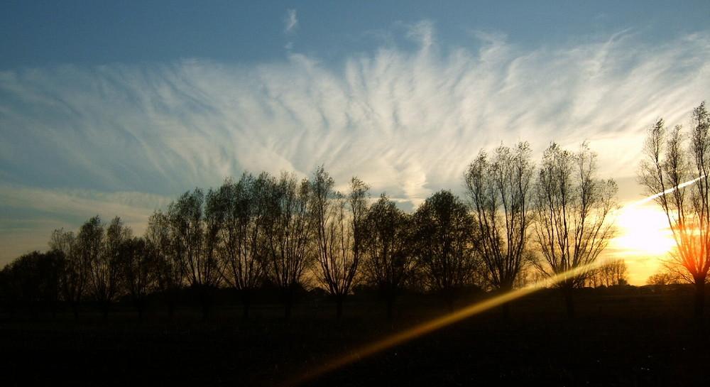 Oh wie schön ist Pananma oder war es Geldern / Niederrhein im Herbst