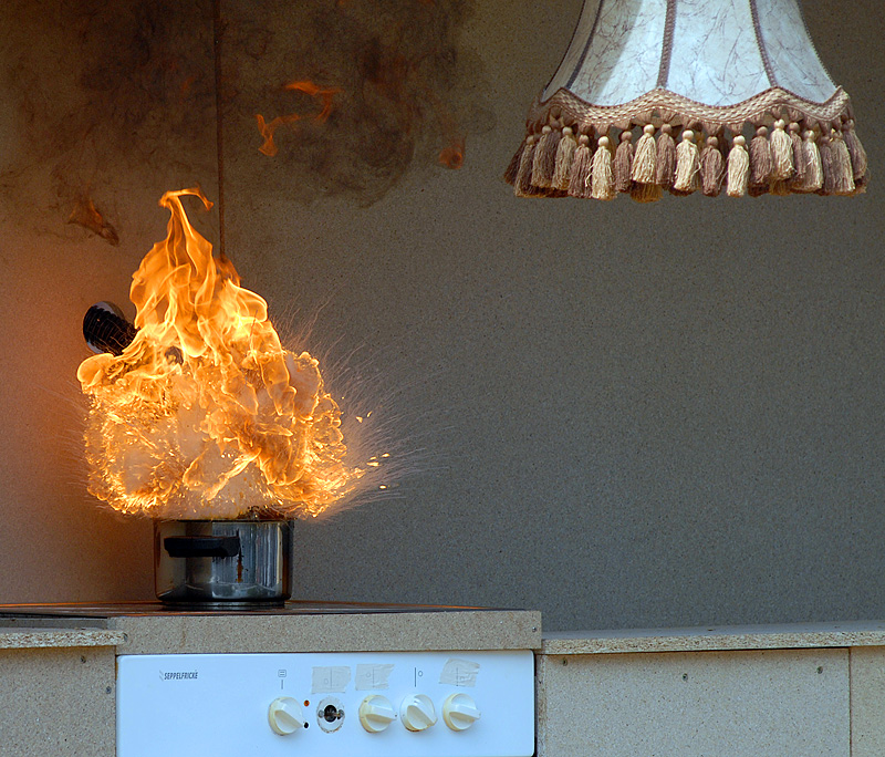 Oha - die Küche... [Minute 0]