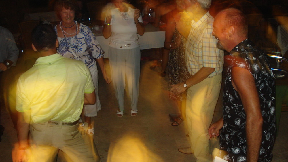 Ohhhhhh la danse ....