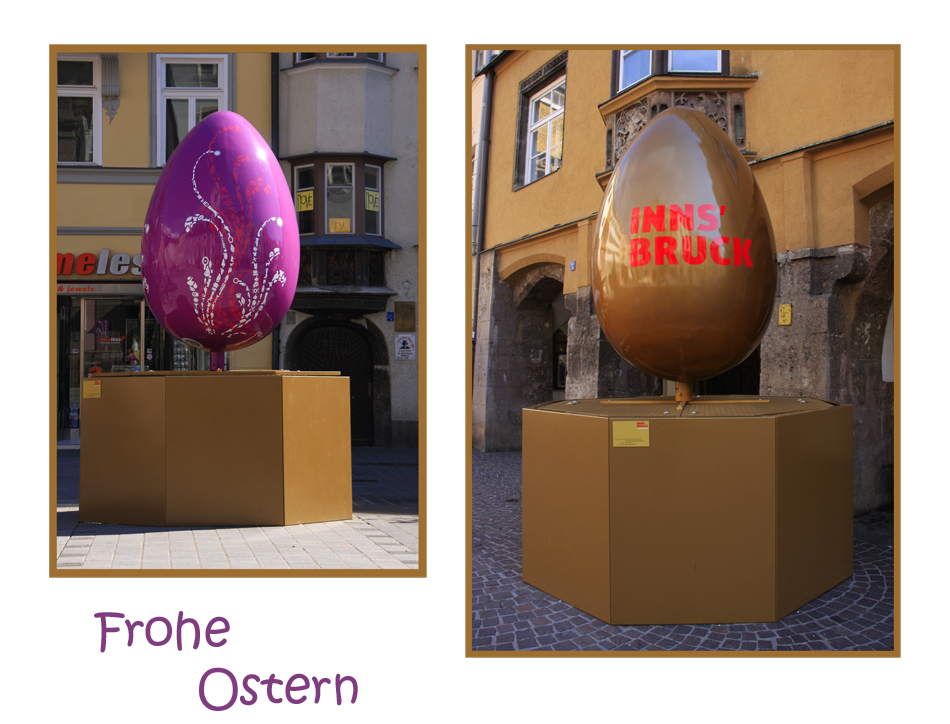 Ohh...Ostern...
