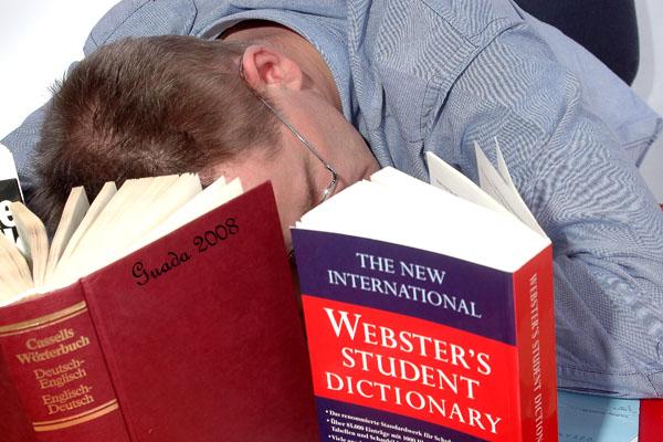 Ohje beim Lernen zusammengebrochen.....