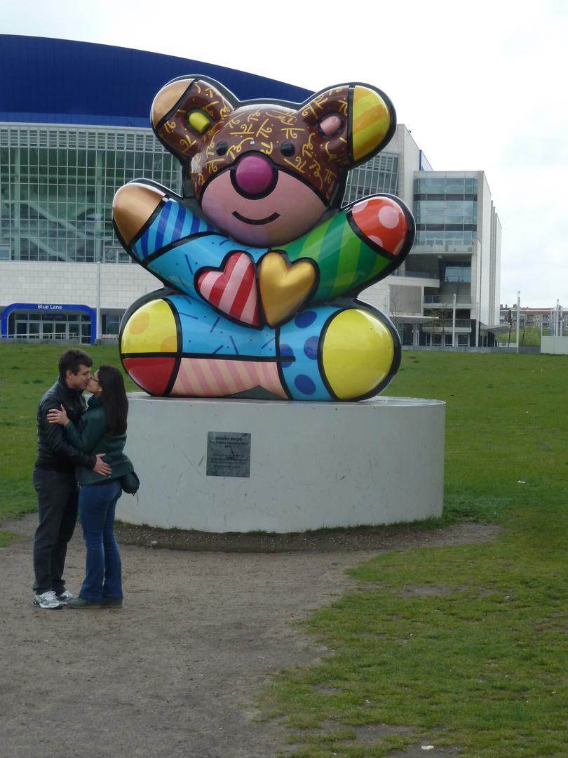 Ohne Bär geht nix in Bärlin