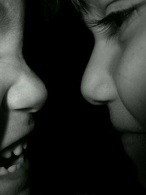 **ohne euch will ich nicht sein**