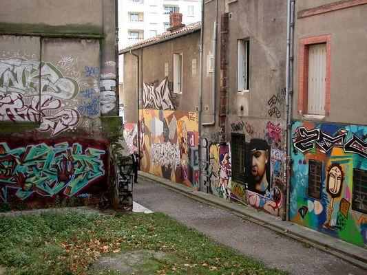 ohne Graffiti ?