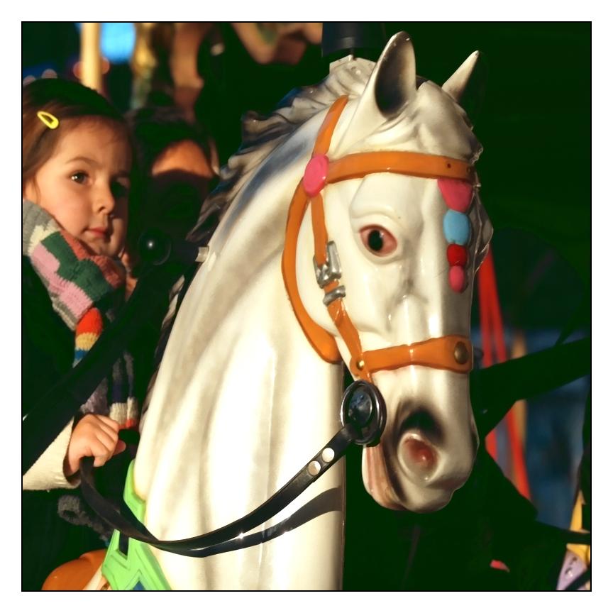 Ohne Pferdchen geht gar nichts