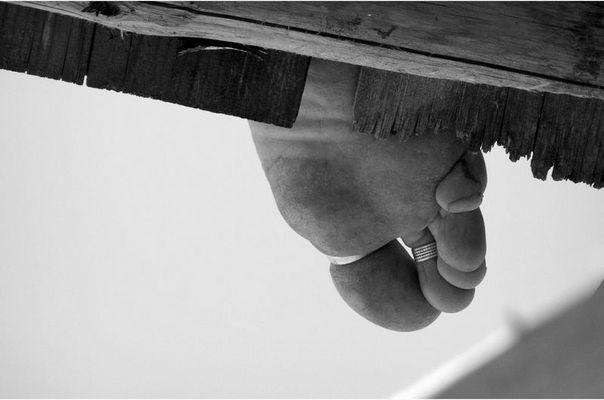 Ohne Schuh