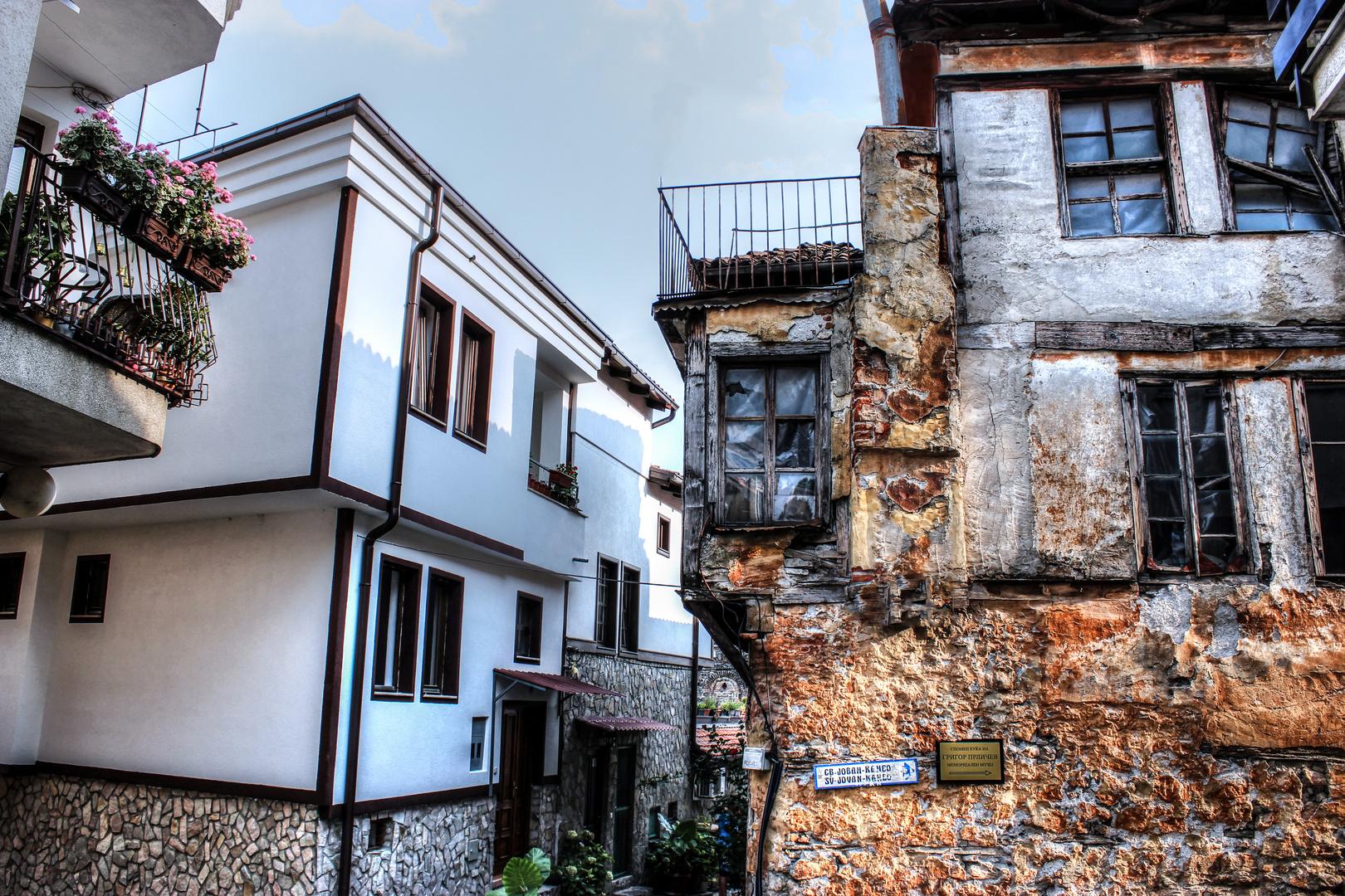 Ohrid Mazedonien Old Town 2013