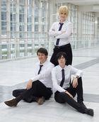 OHSHC 11: Mori, Tamaki und Kyoya