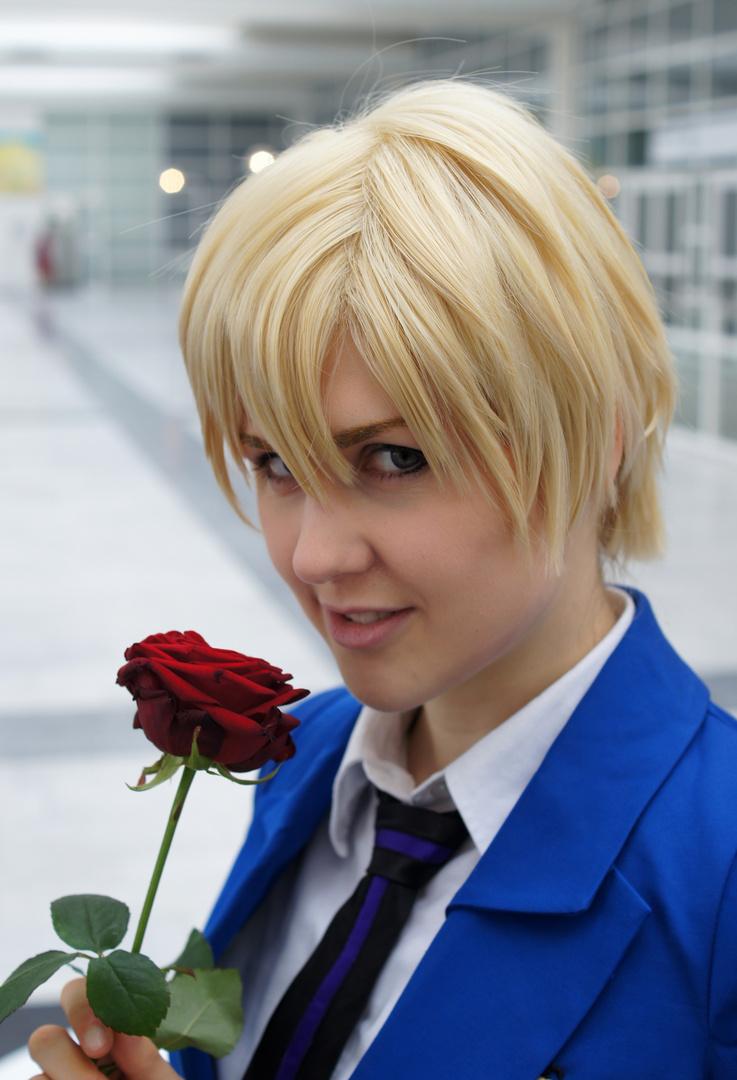 OHSHC 5: Der blonde Tamaki