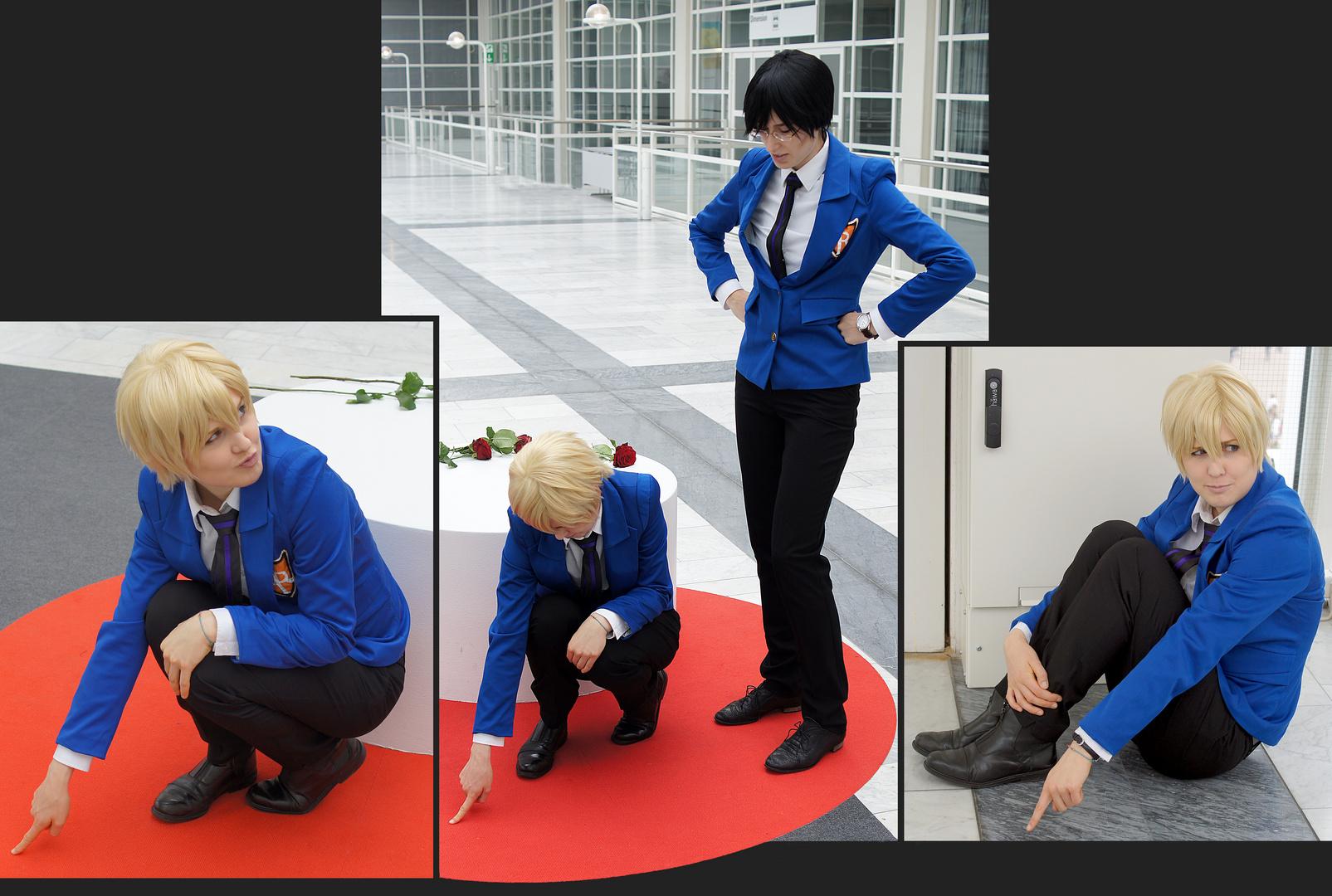 OHSHC 8: Tamaki schmollt wegen Kyoya und Haruhi