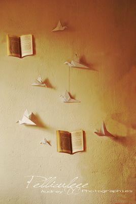 Oiseau de Papier