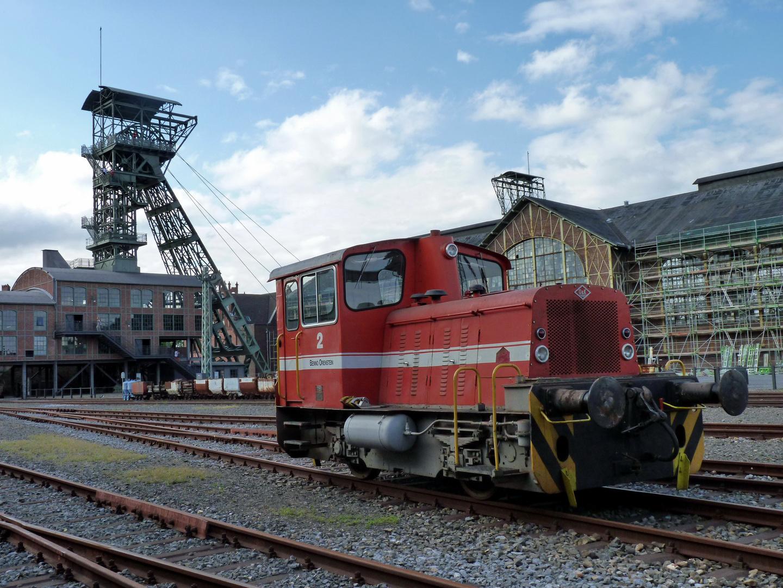 O&K KÖF Rangierdienst auf Zeche Zollern, Dortmund-Bövinghausen