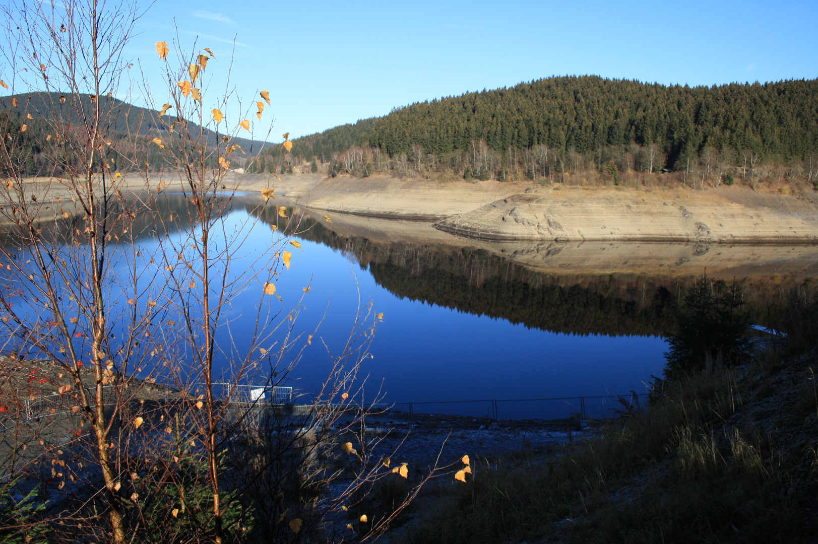 Okertalsperre Altenau im Harz