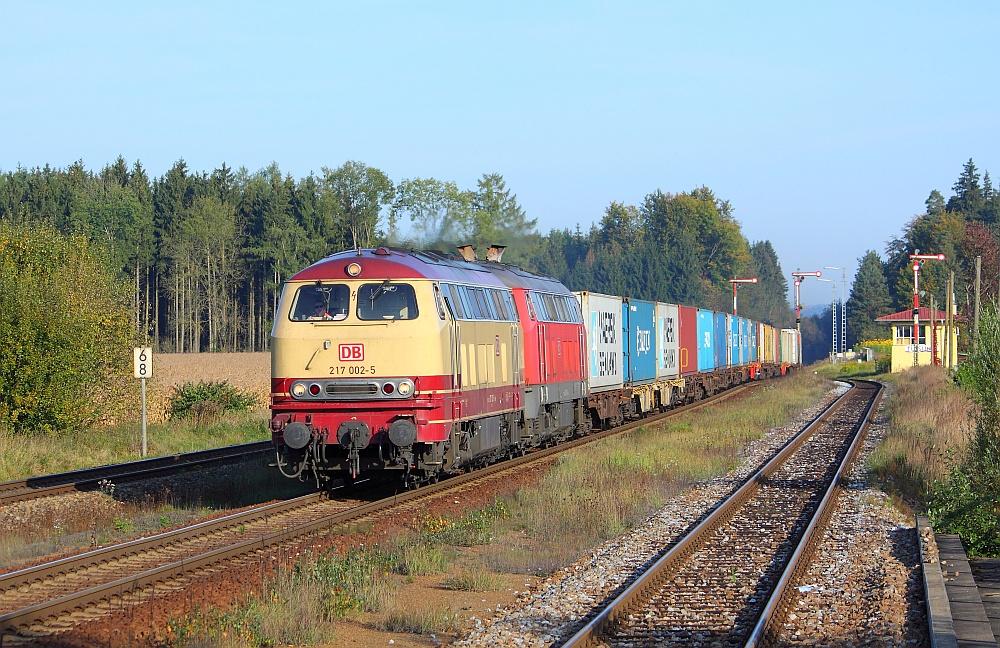 Oktober 2009 im Dieselparadies (I)