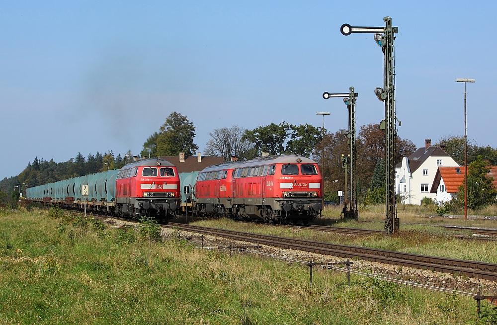 Oktober 2009 im Dieselparadies (IV)