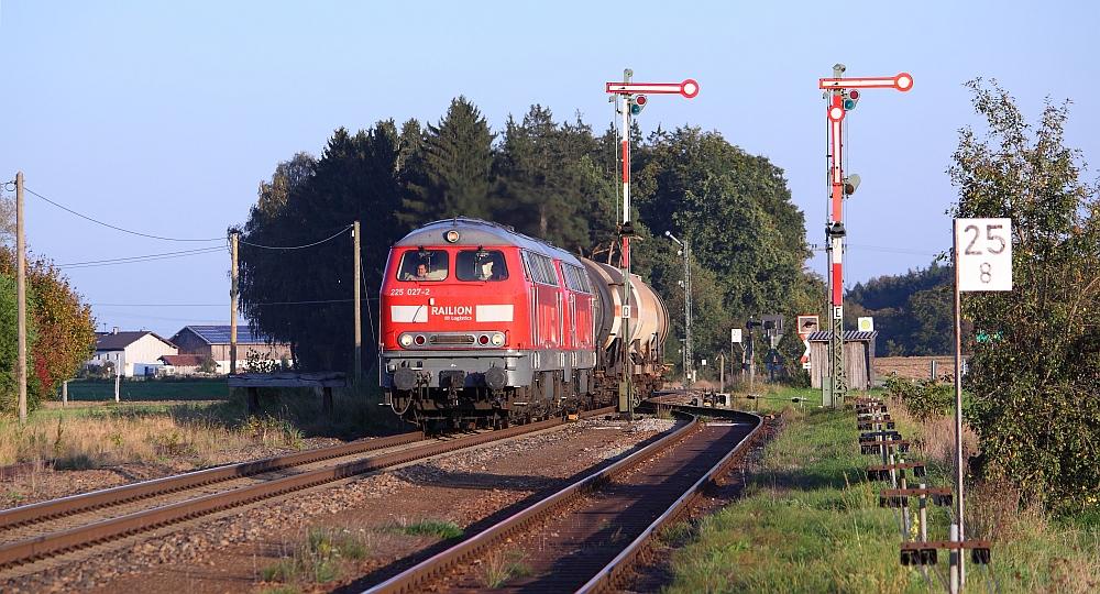 Oktober 2009 im Dieselparadies (V)