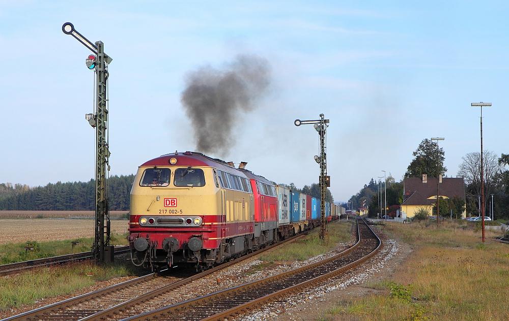 Oktober 2009 im Dieselparadies (VI)