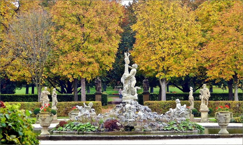 Oktober im Schlossgarten