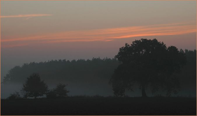 Oktober --------------- in tiefster niedersächsischer Provinz
