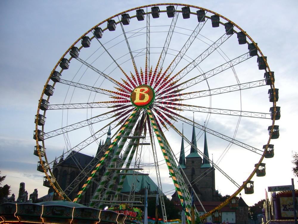 Oktoberfest in Erfurt