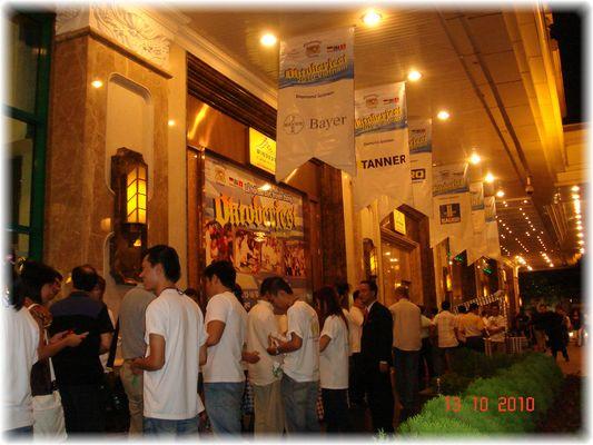 Oktoberfest in Saigon (1/2)
