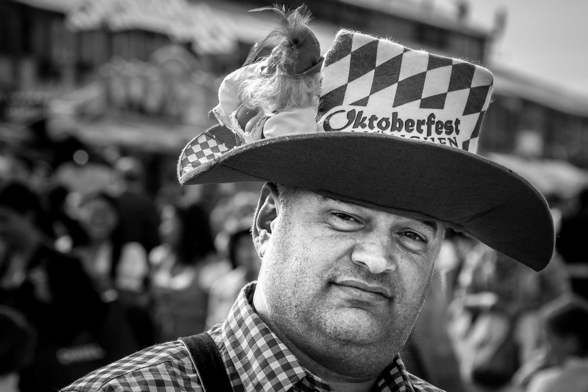Oktoberfest Portrait