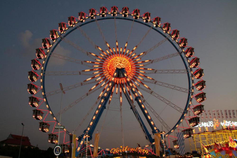 """Oktoberfest: """"Riesenrad"""""""